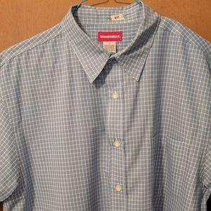 Unionbay Short Sleeve Shirt Size Large